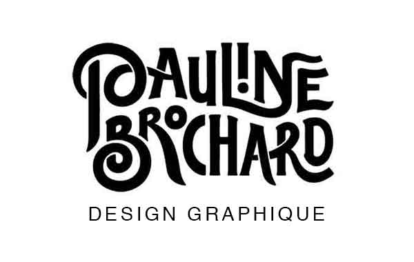 Logo Pauline Brochard Graphisme